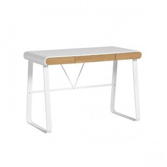 Comprar escritorio Astrid Blanco online en Muebles Lara