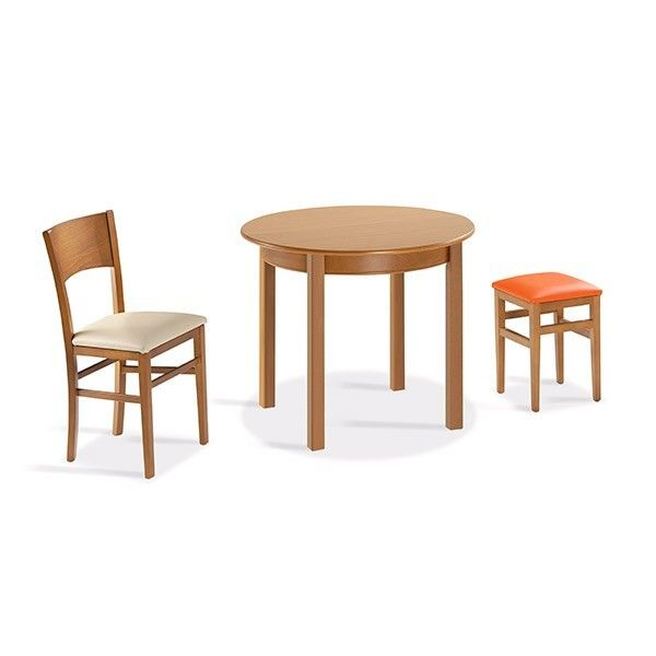 Mesa de Madera Ext. Cela | Mesas de cocina en Muebles Lara