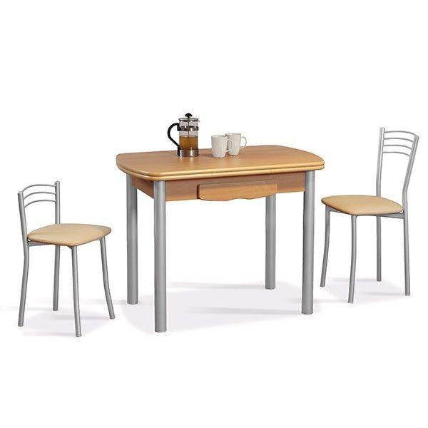 Mesa de Madera Ext. Elsa | Mesas de cocina en Muebles Lara