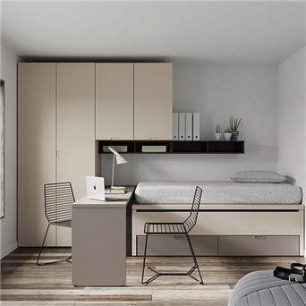 Comprar online dormitorio compacto juvenil