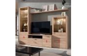 comprar salones baratos y modernos en muebles lara