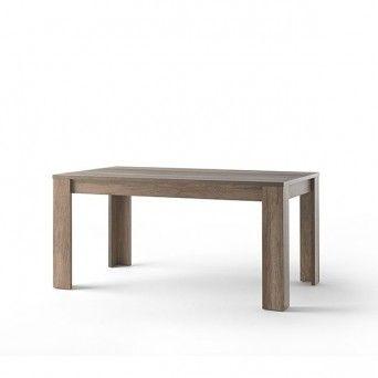 Mesa de comedor rectangular madera kansas