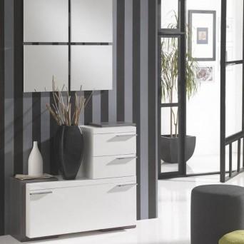 muebles de recibidor modernos y economicos