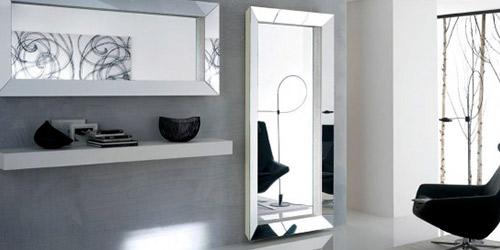 Espejos para agrandar espacios pequeños