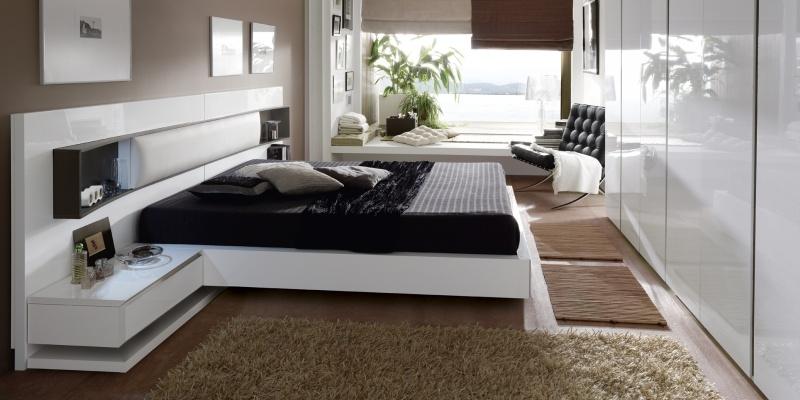 10 consejos para organizar tu dormitorio matrimonial for Muebles de dormitorio matrimonial modernos