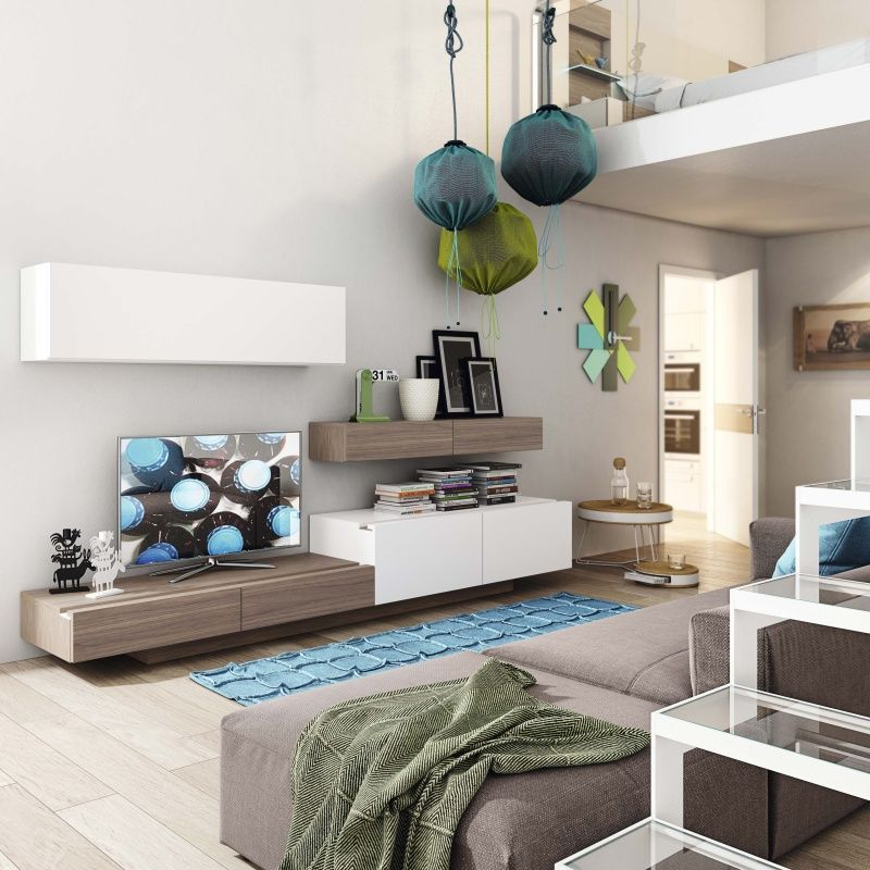Salones con encanto trucos de decoraci n muebles lara for Muebles sencillos para salon