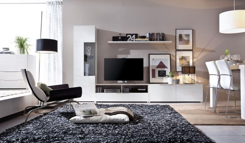 Salones con encanto trucos de decoraci n muebles lara - Salon decoracion comedor moderno ...