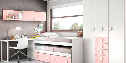 La importancia del estilo de una habitación juvenil