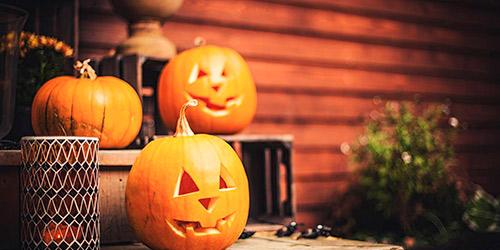 ¿Cómo decorar la casa en Halloween?