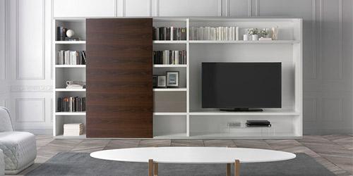 Cómo elegir muebles modernos para salón