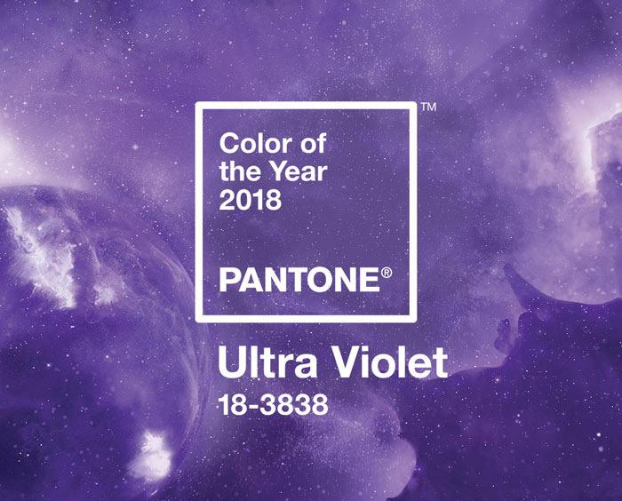 color del año 2018