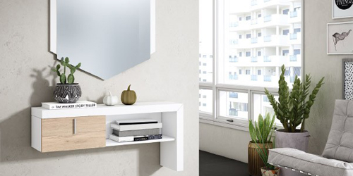 Los muebles de recibidor: el factor clave para un recibidor con encanto