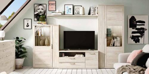 Muebles de salón: tipos, estilos y características