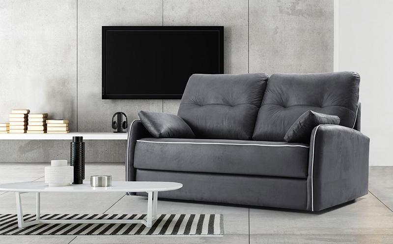 La solución a falta de espacio: comprar sofá cama o puff cama