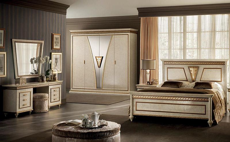 Dormitorio de matrimonio clásico Fantasía