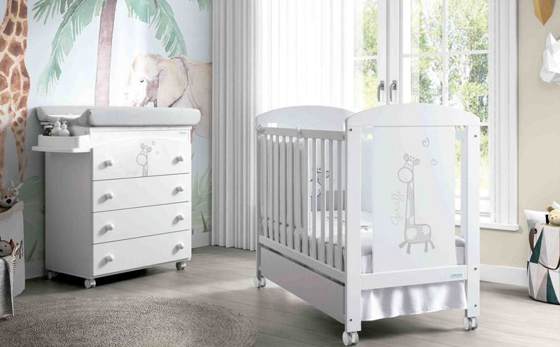 Comprar cuna para bebés Sabana