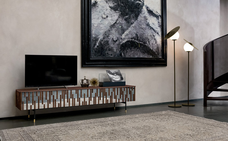 Mueble de TV Drops de Tonin Casa