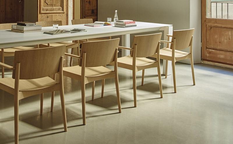 Comprar sillas de comedor Happy de diseño
