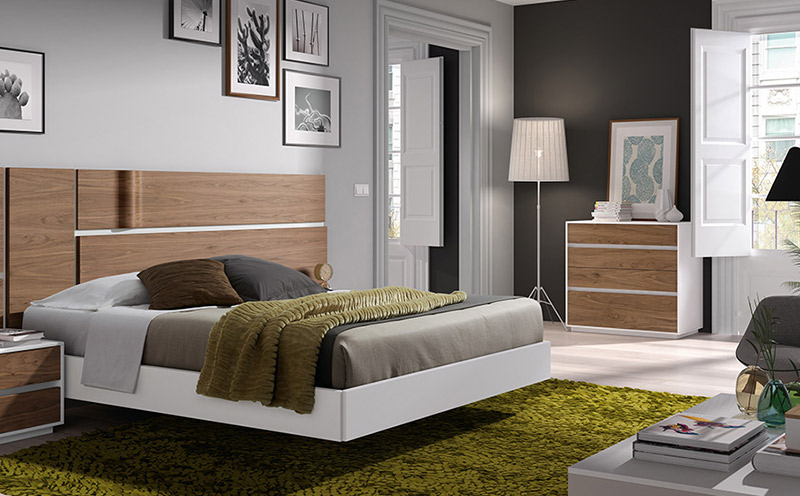 Cómoda de dormitorio moderna