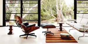 Sillón Eames Lounge Chaire