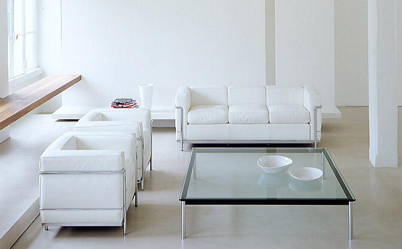 Comprar sofá moderno Le Corbusier