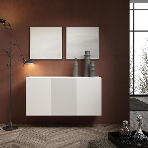 Mueble de recibidor minimalista