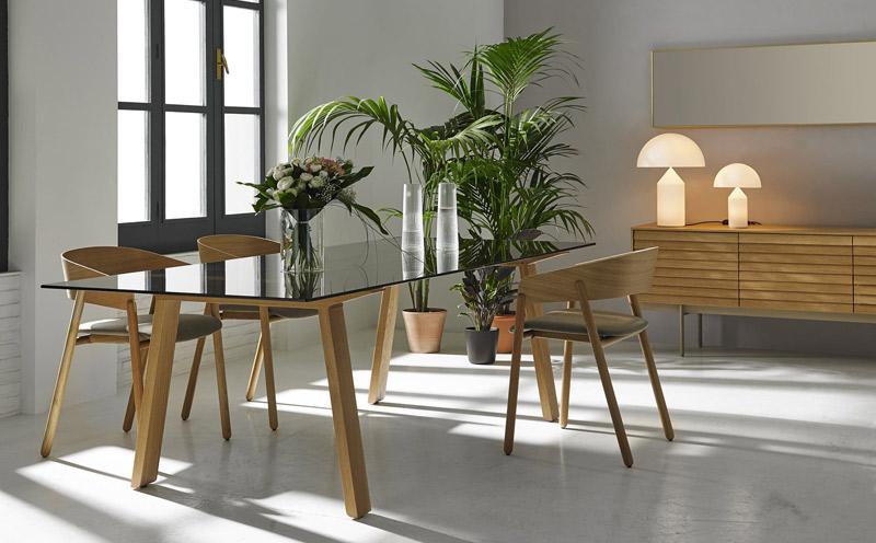 Comprar mesa Mitis Glass de Punt Mobles