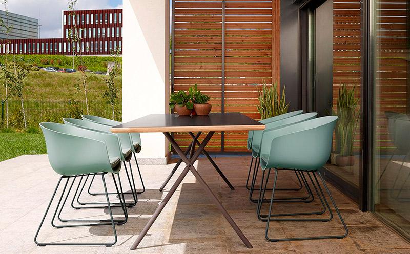 Comprar mesa y sillas Bai
