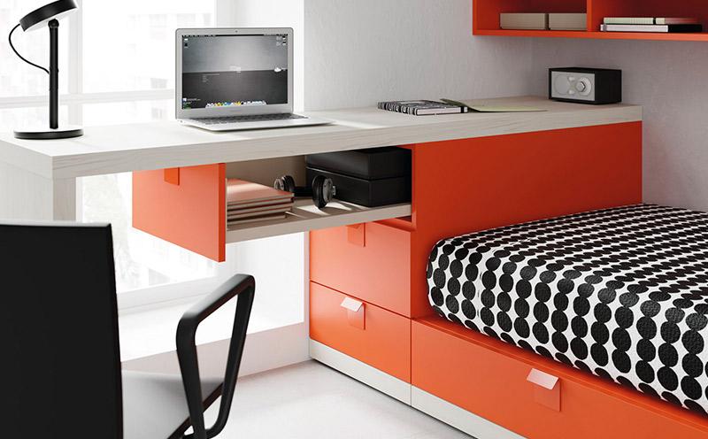 Comprar dormitorio juvenil en Valencia