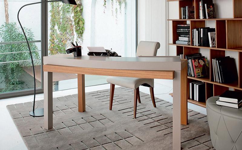 Mesa de escritorio DaVinci de Cattelan Italia