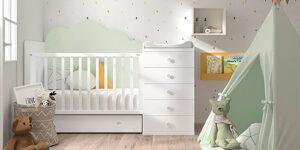 Habitación infantil para bebé