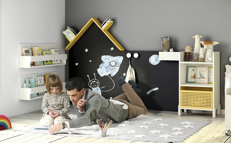 Estantería Montessori