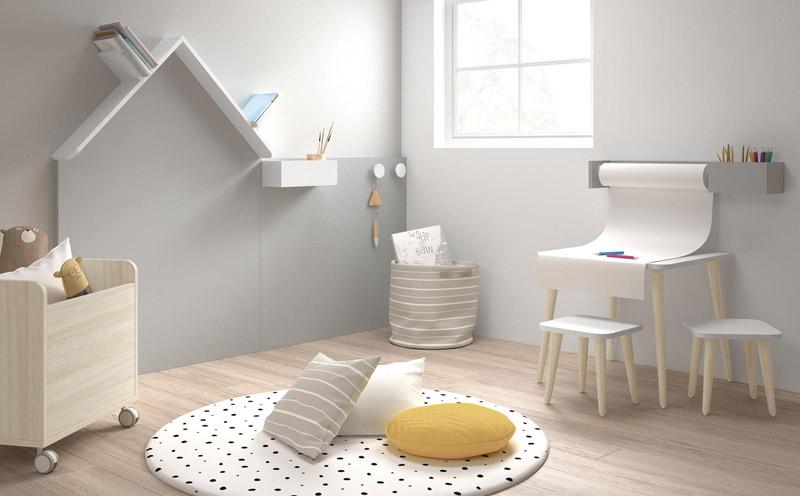 Comprar dormitorio infantil moderno