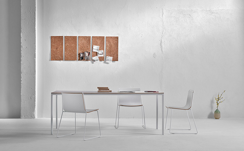 Silla Alo Ondarreta para espacios minimalistas