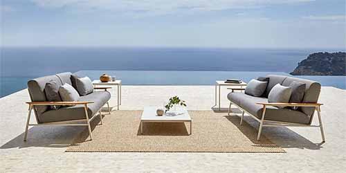 Tendencias en muebles de terraza 2021