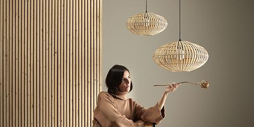 Aromas: diseño e iluminación van de la mano.