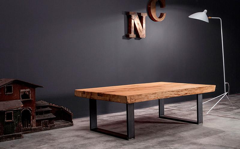 Comprar mesa de madera maciza