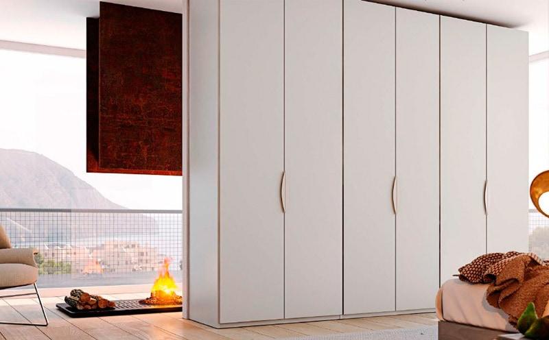 muebles separadores de ambientes para dormitorio