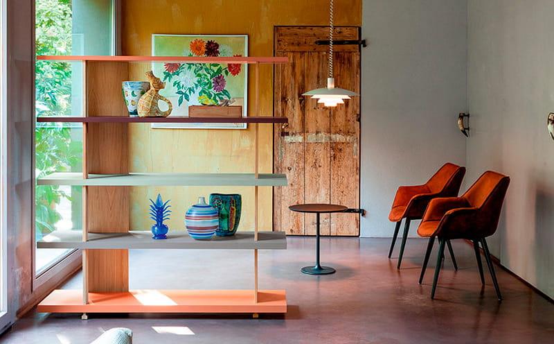 ideas de muebles separadores de ambientes