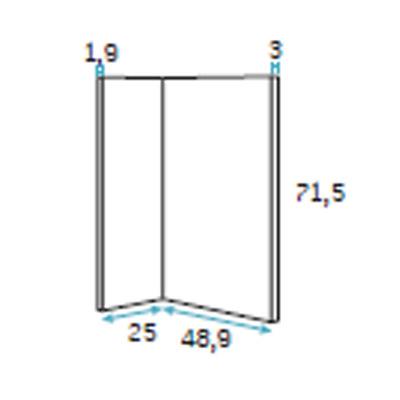 dormitorio juvenil compacto F009 detalle 10