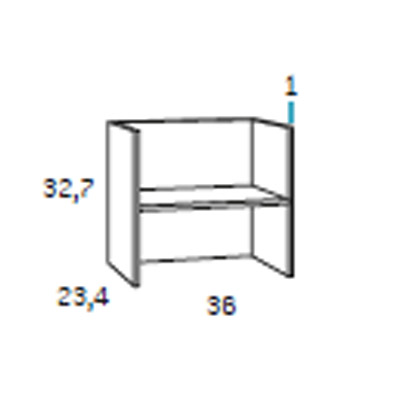 dormitorio juvenil F009 detalle 8