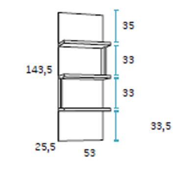 dormitorio juvenil F009 detalle 5