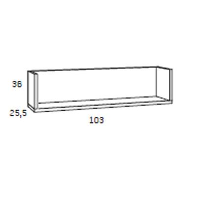 dormitorio juvenil compacto detalle 2