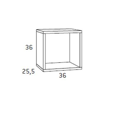 dormitorio nido juvenil F103 detalle 3