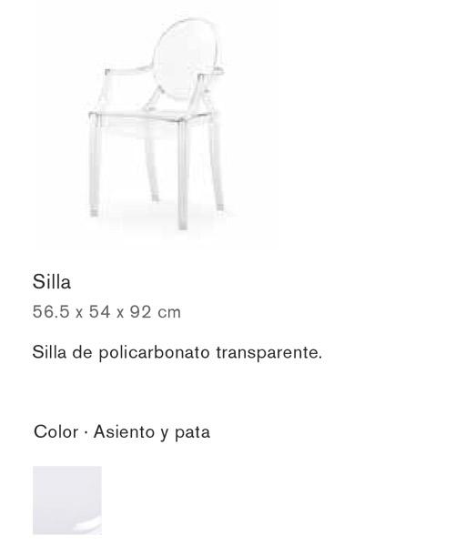 silla moderna online